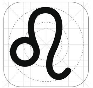 Horoscope symbol leo