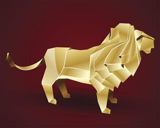 Leo Lion Sign