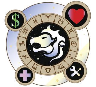 Zodiac leo sign