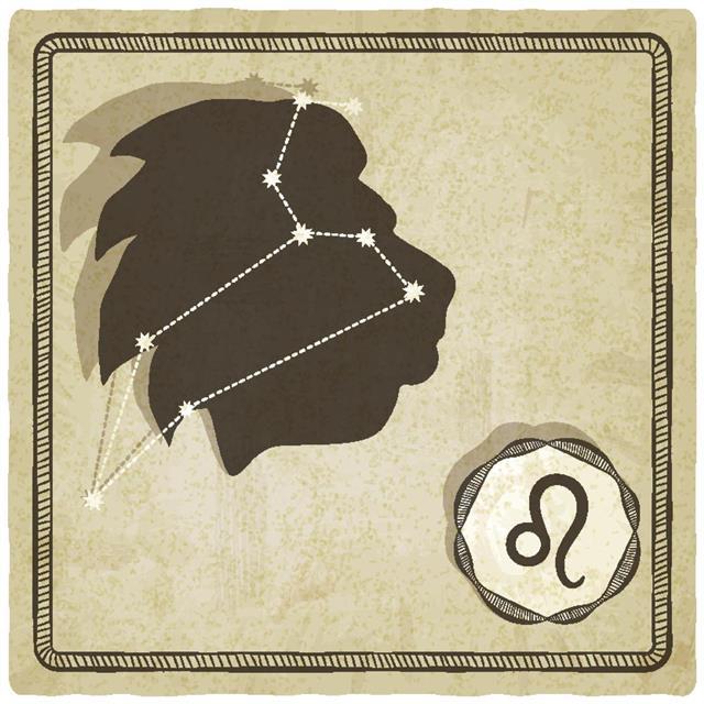 Astrological sign leo