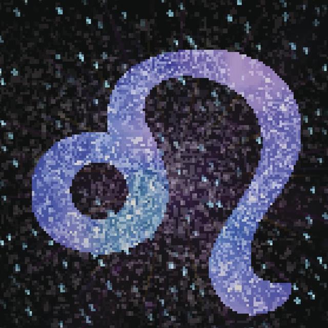 Leo horoscope symbol