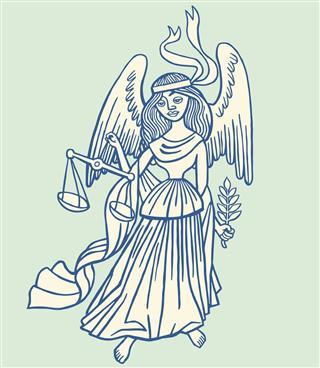 Zodiac Libra Woman