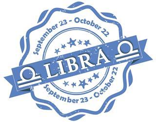 Astrology symbol libra