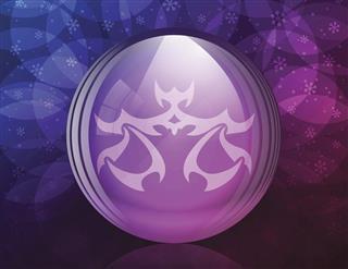 Zodiac symbol libra