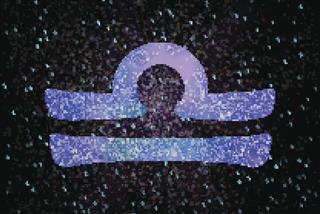 Zodiac libra sign
