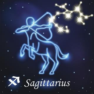 Light Symbol Of Centaur Archery