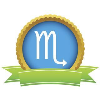 Gold Scorpio Logo