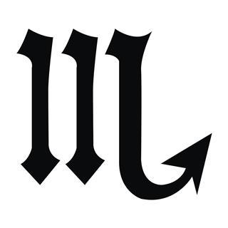 Scorpio Sign Icon
