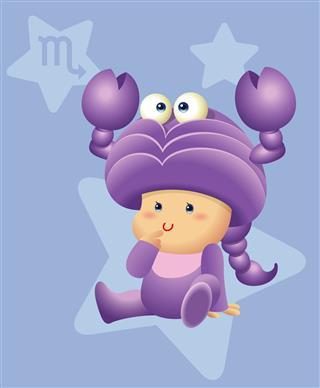 Baby Horoscope Scorpio
