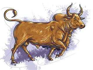 Taurus symbol