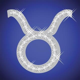 Zodiac taurus sign