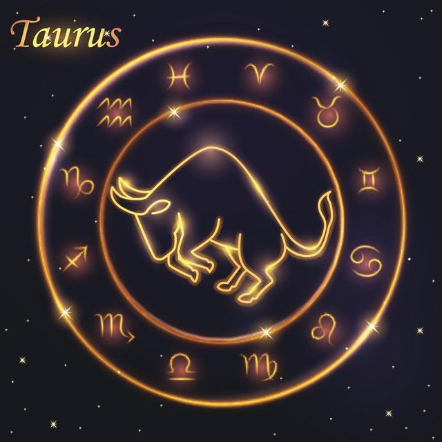 Symbol of taurus