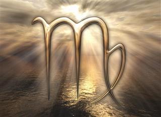 Horoscope virgo symbol