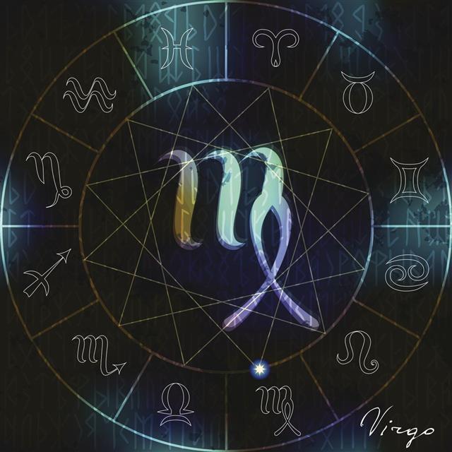 Virgo symbol of astrological