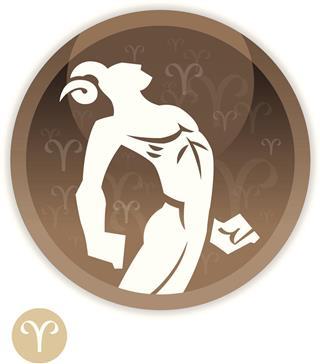 Male Zodiac Aries Sign