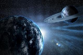 Planets saturn
