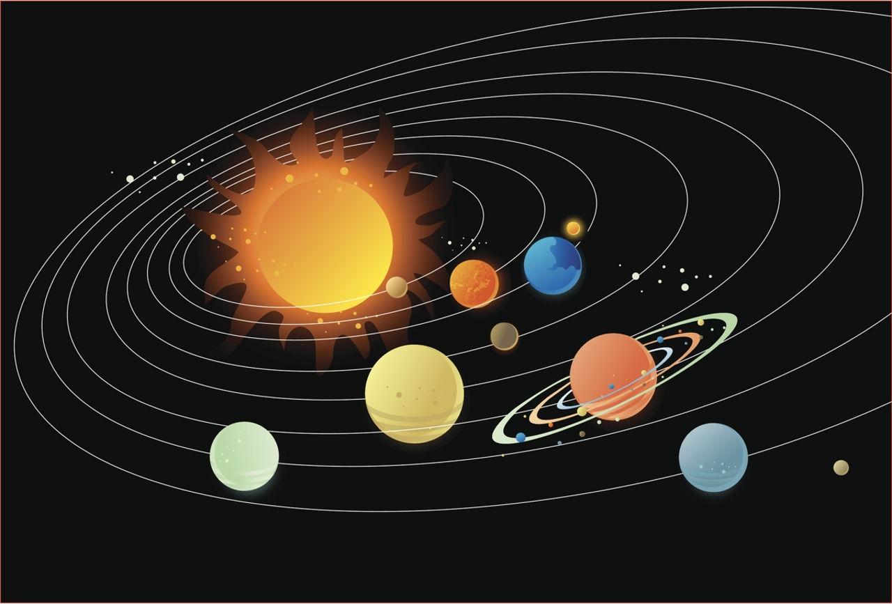 solar system - photo #14