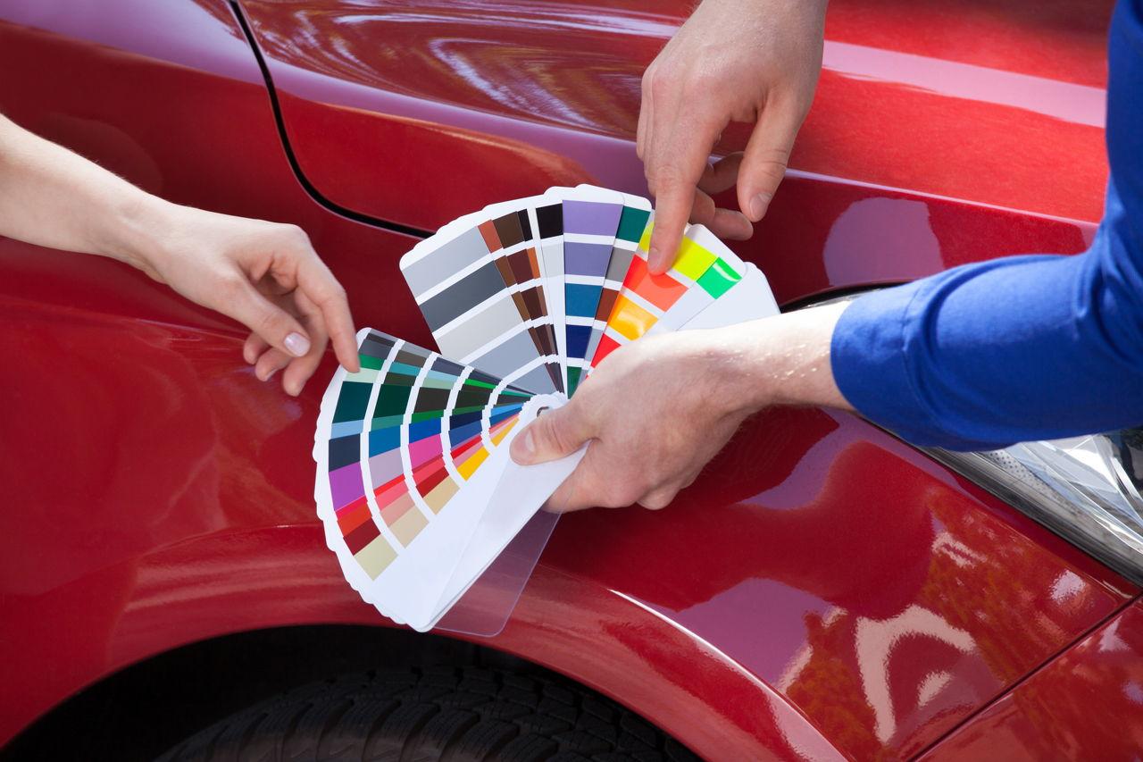Car Paint Job Prices