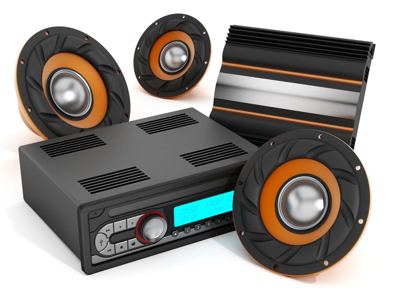 Car Audio Wholesale Distributors