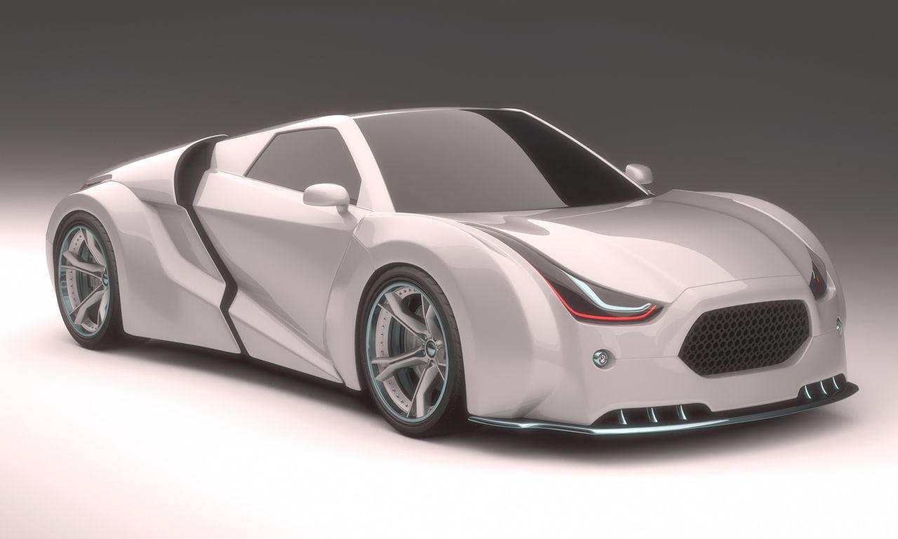 How To Build A Virtual 3d Car Wheelzine