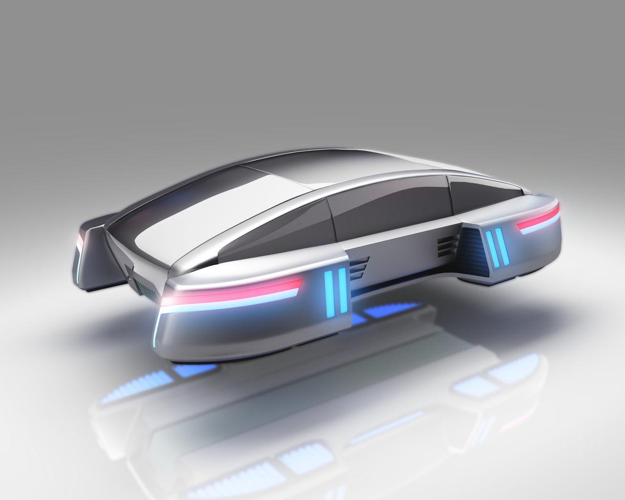 How to Build a Virtual 3D Car