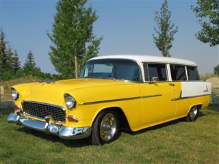 1950S Chevy Nomad