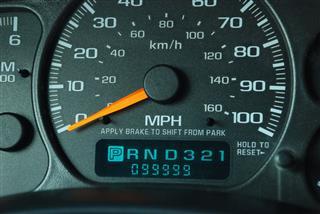High Mileage Vehicle