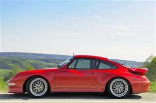 Porsche 911 Turbo Sports Car