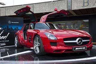 Mercedes Benz Sls Amg 6 3