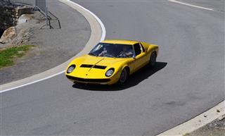 Lamborghini Miura S Classic