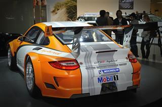 Hybrid Race Car