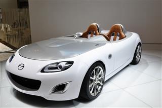 Mazda Mx 5 Superlight Concept