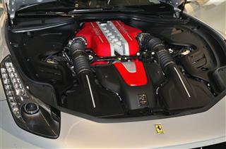 Ferrari Ff Engine