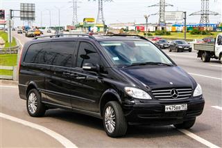 Mercedes Benz W639 Viano