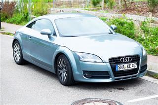 Audi Tt Coupe C3A9