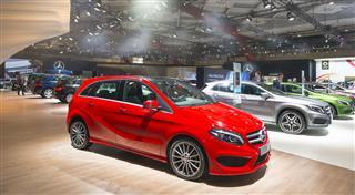 Mercedes Benz Motor Show