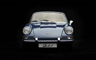 Classic Porsche 911 Car