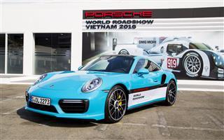 Porsche 911 Turbo S 2016 Car
