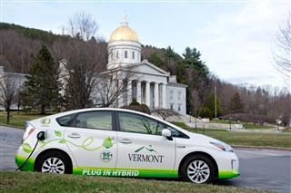 Hybrid Car Refueling