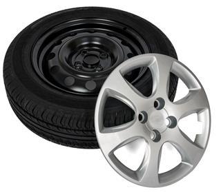 Modern Steel Car Wheel