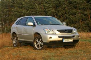 Classic Hybrid Vehicle Lexus Rx 400H