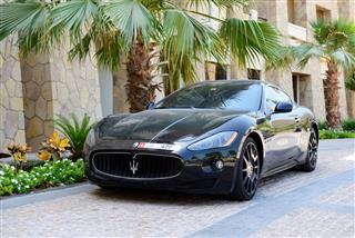 Luxury Maserati Granturismo Car