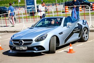 Mercedes Benz R172 Slc Class