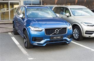 Bright New Volvo Xc90