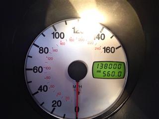 Speedometer Odometer Mileometer