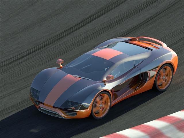 Sports Car Race