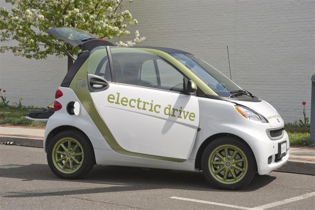 Tiny Smart Car