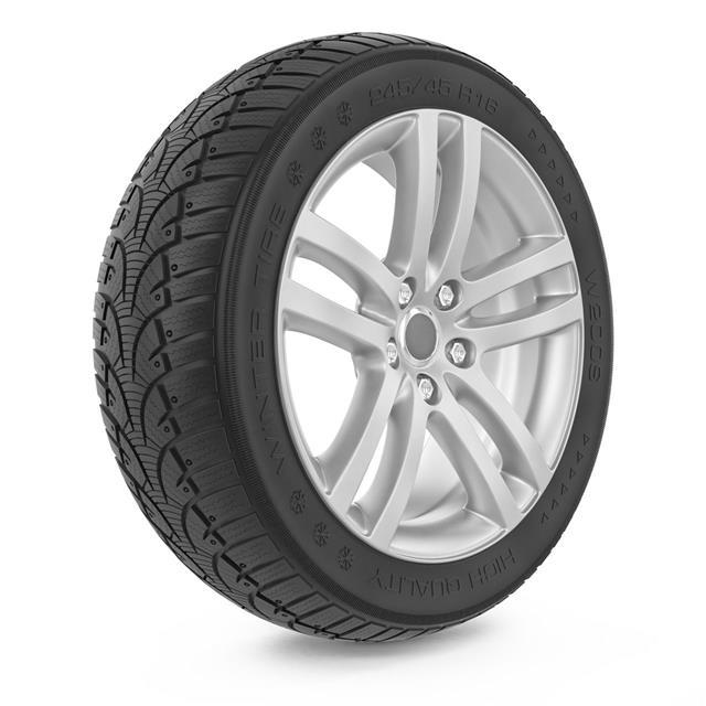 Car Wheel Winter Tire