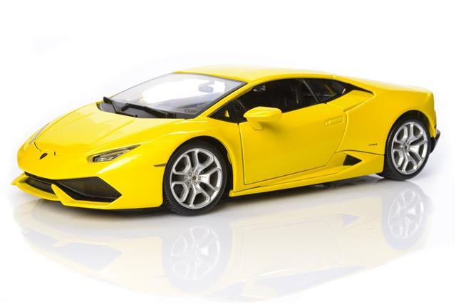 Lamborghini Huracan Lp700 4 Supercar