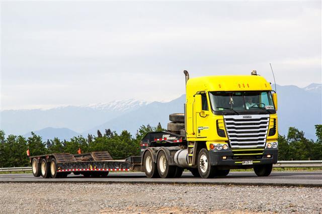 Freight Liner Argosy